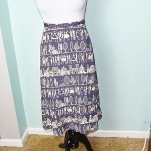 Beautiful Village Beige Skirt